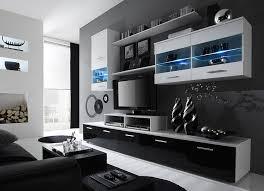 черная гостиная