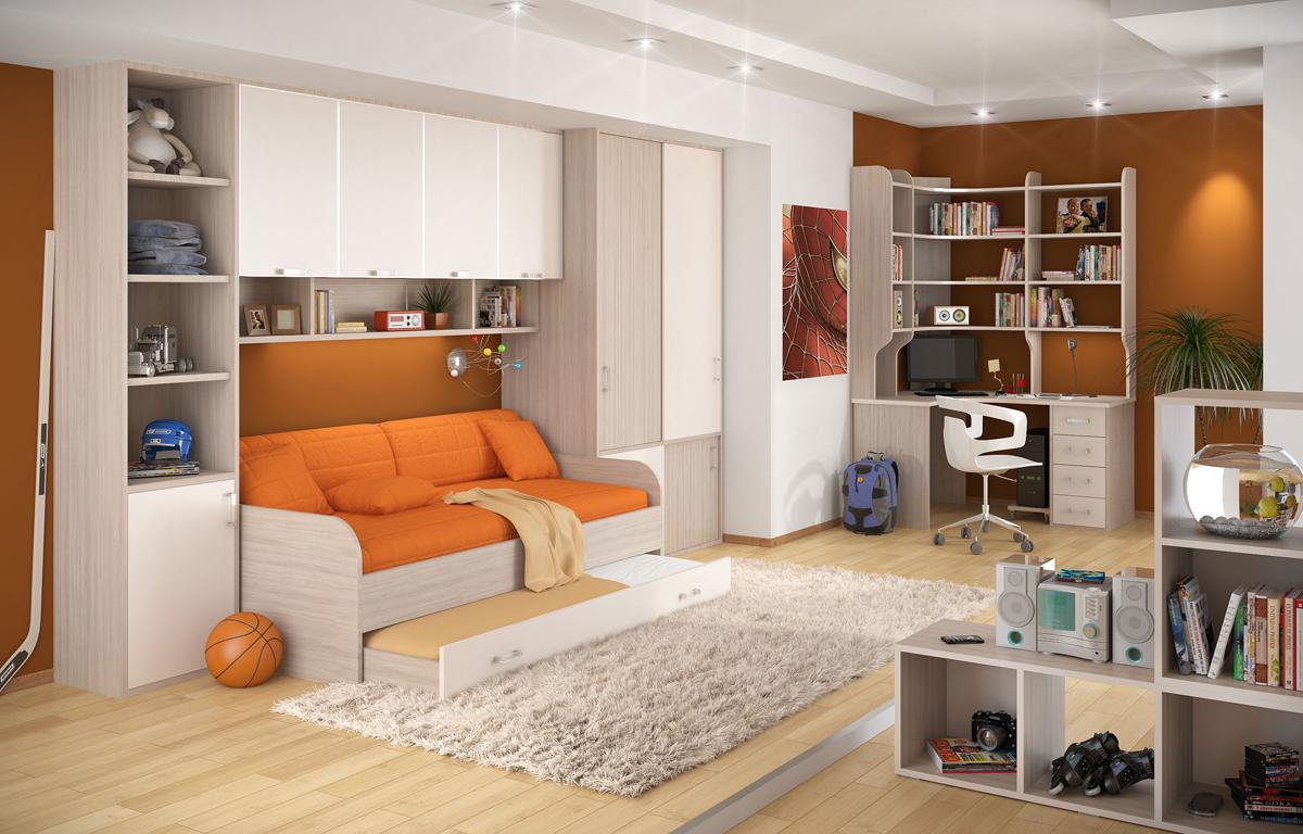 Мебель для детской Рио 2
