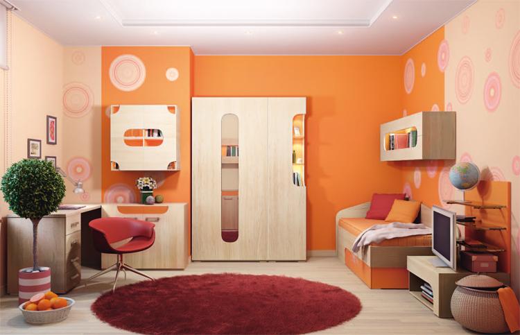 Мебель для детской Фреш (Fresh) 1