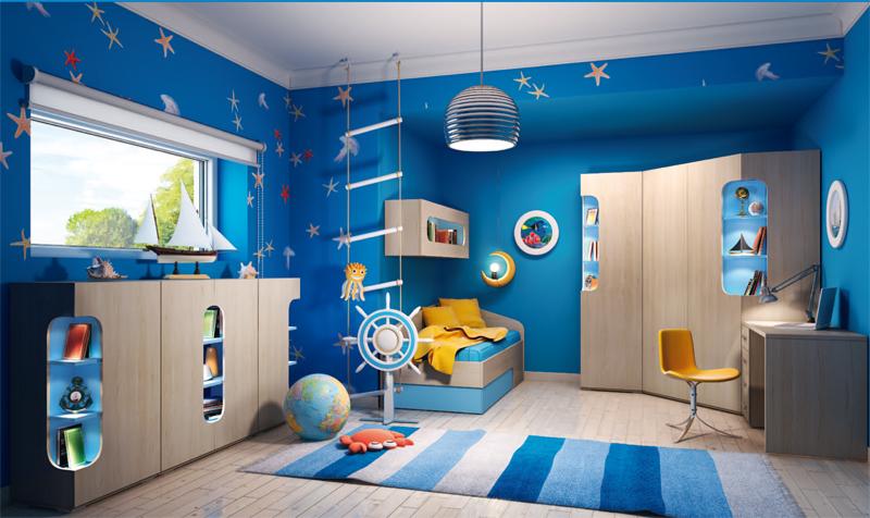 Готовая детская комната Фреш 3