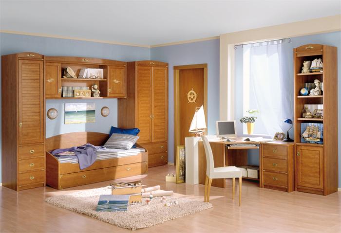 Мебель для детской Атлантида 3