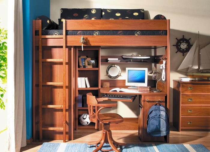 Мебель для детской Magellan
