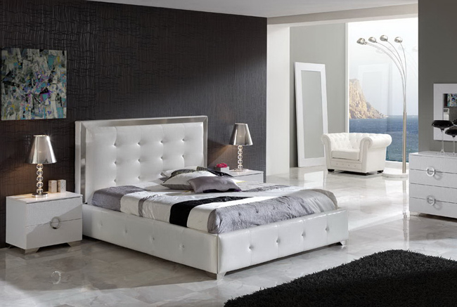 Готовая композиция спальня COCO