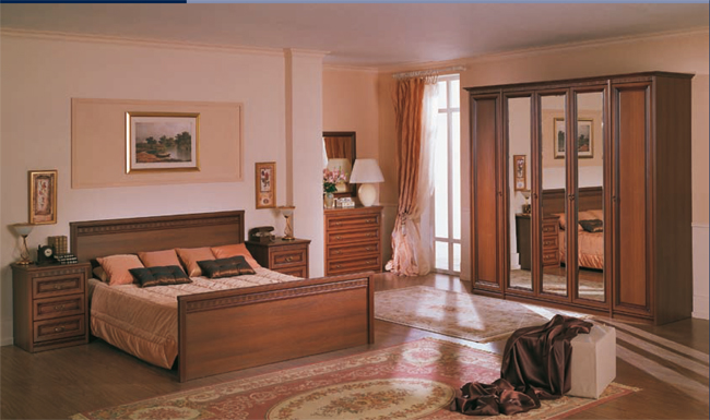 Мебель для спальни Рапсодия 1