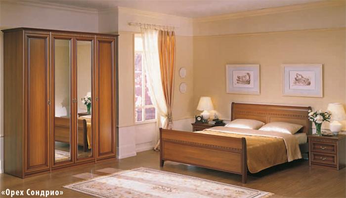 Готовая спальня Рапсодия 2