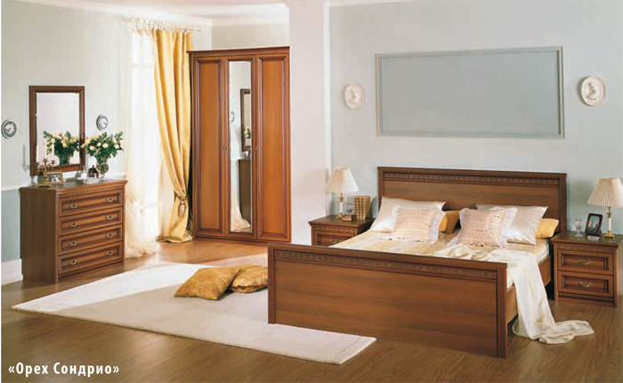 Спальня Рапсодия 3
