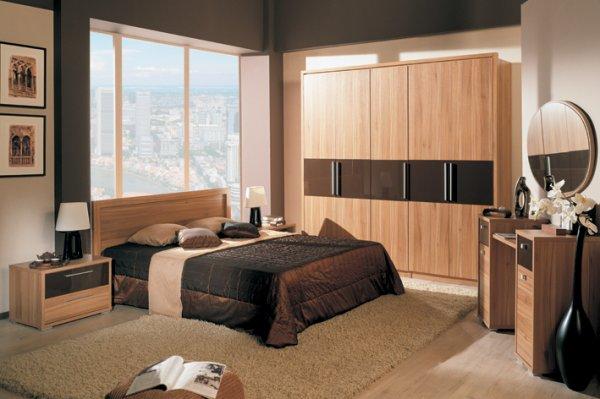 Готовая композиция спальня Galaxy Neo 2