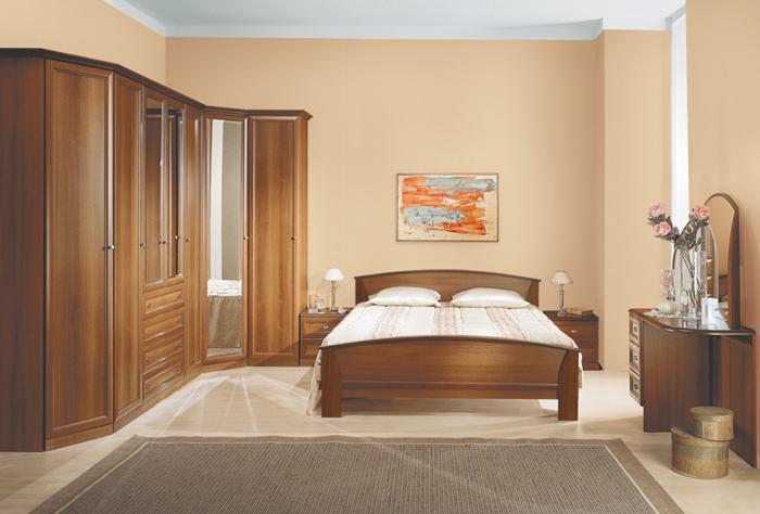 Мебель для спальни Соната 1