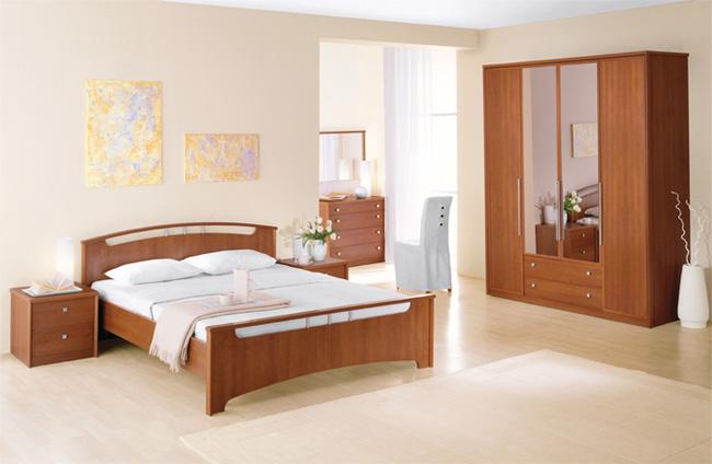 Мордульная мебель для спальни Матрица 3