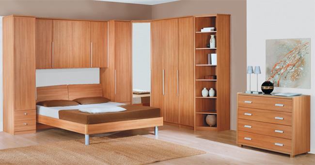 Готовая спальня Матрица 6