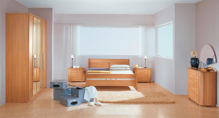 Модульная мебель для спальни Матрица 8