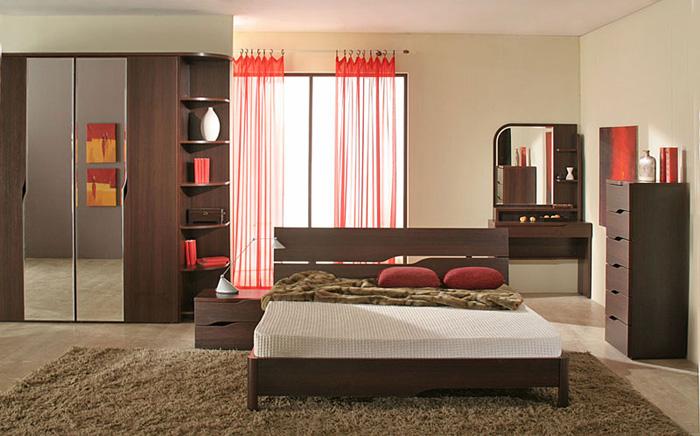 Спальня Луана Сакура