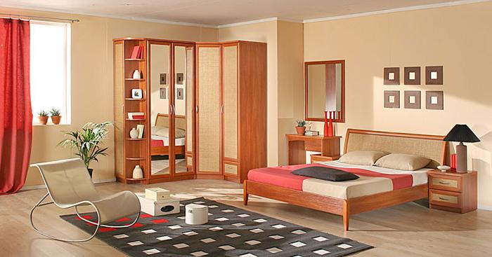 Мебель для спальни Сакура-2 Орех
