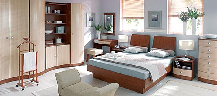 Мебель для спальни  Pacyfic