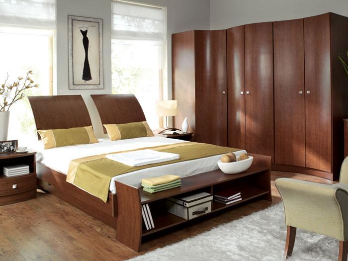 Спальня Pacyfic