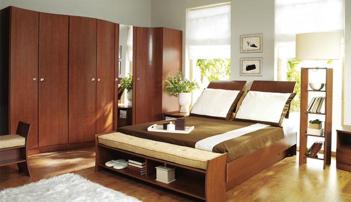 Спальня готовая Pacyfic