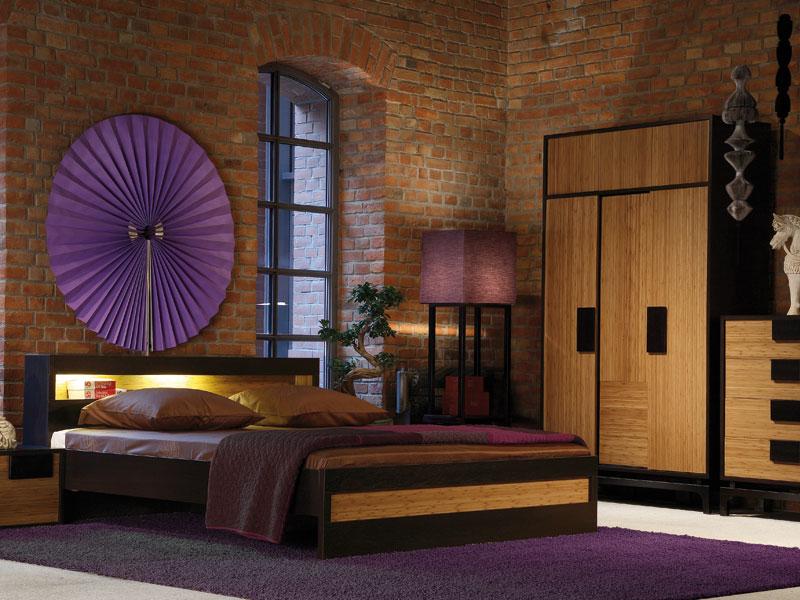 Спальня Kokeshi