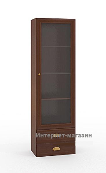 Шкаф однодверный с выдвижными ящиками Ровена FT7-01