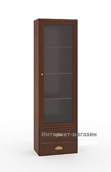 Шкаф однодверный Ровена с ящиками FT7-01