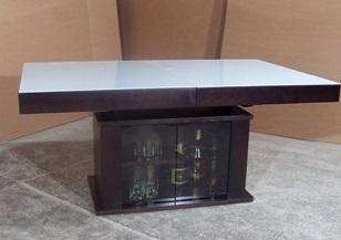 Стол-трансформер с баром