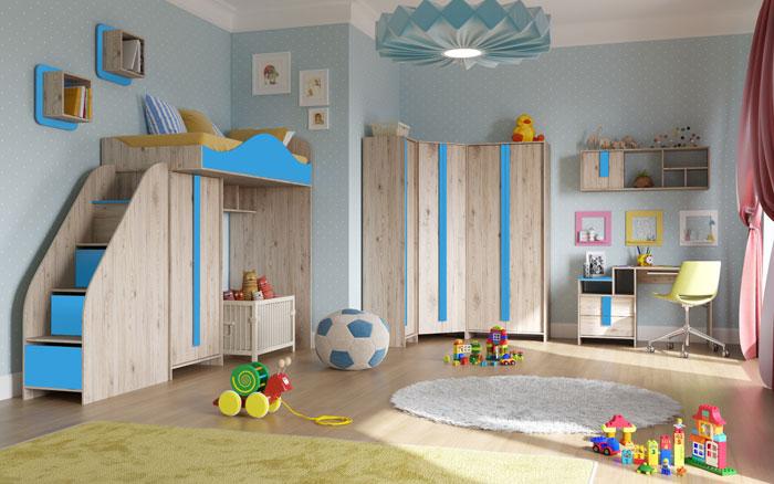 Мебель для детской Скаут