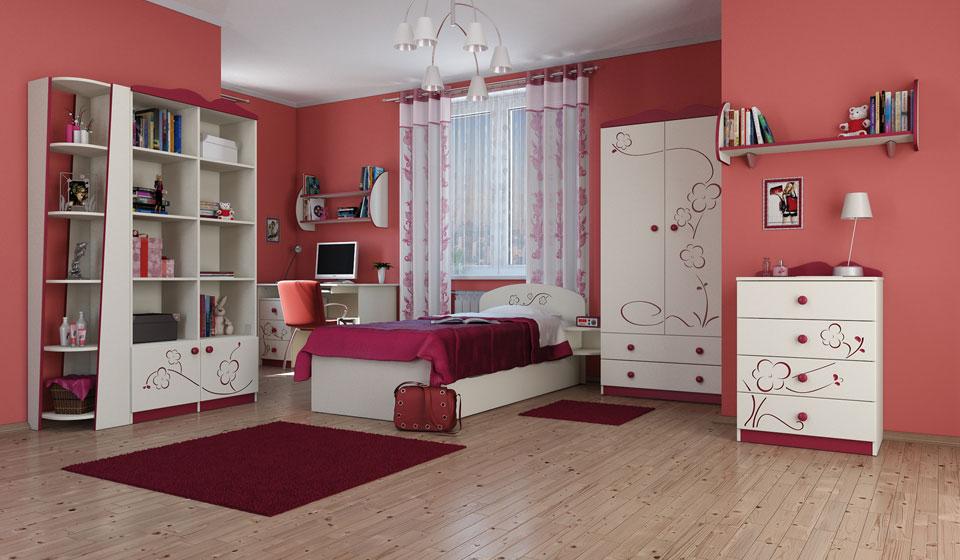 Мебель для детской Сакура Мебель-Неман