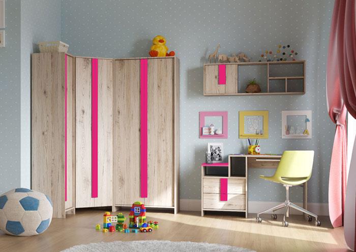 Набор мебели для детской Скаут