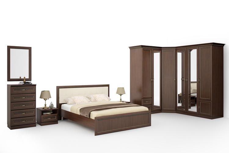 Модульная спальня Луара-2