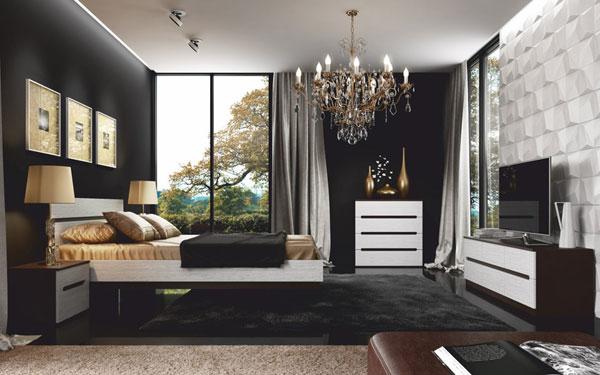 Мебель для спальни Виго
