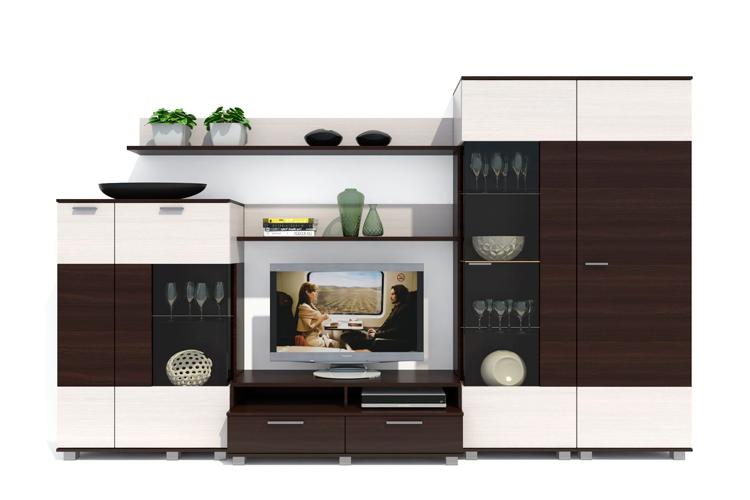 Роника-1 модульная мебель для гостиной
