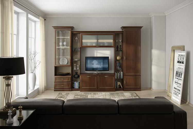 Мебель для гостиной Луара-5