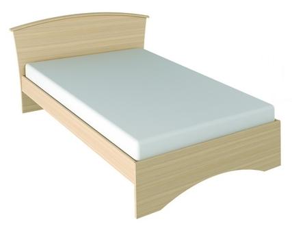 Кровать двухспальная (140х200) Джулия