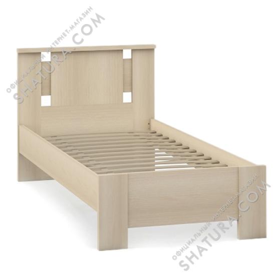 Кровать 1-спальная Британика AM6-01.F2L