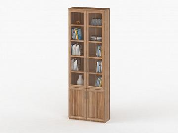 Шкаф книжный СОЛО 037-2302 ВасКо