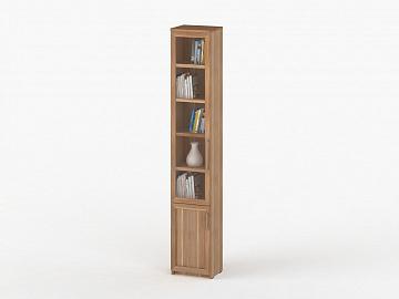 Шкаф-пенал книжный СОЛО 038-2302 ВасКо