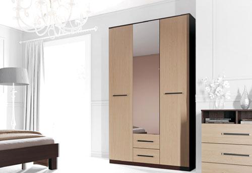 Шкаф 2-дверный Женева