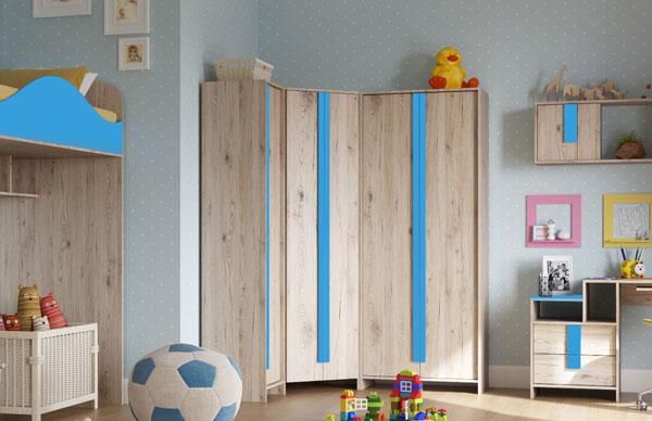 Шкаф 2-дверный Скаут