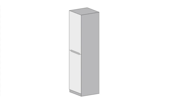 Шкаф-пенал Виго