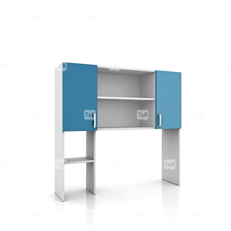 """Надстройка для письм.стола с двумя узкими фасадами детская """"."""