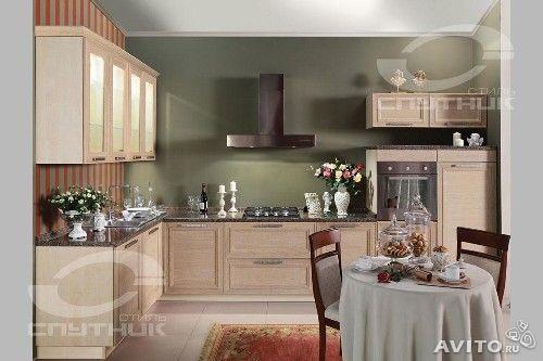 Кухонный гарнитур Вирджиния