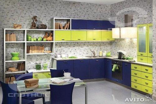 Кухонный гарнитур Вираж