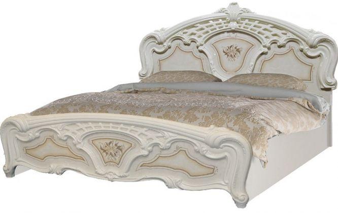 Кровать 1,6 РОЗА